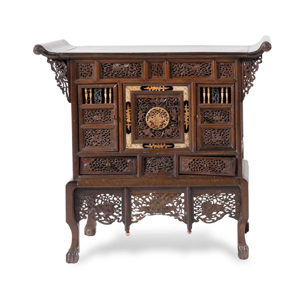 Cabinet in legno huanghuali cina xix sec gregory 39 s - Cabine in legno ...