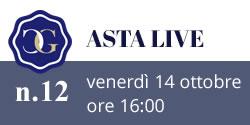 Asta 12 LIVE