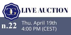 Auction 22 LIVE