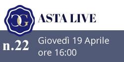 Asta 22 LIVE