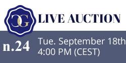 Auction 24 LIVE