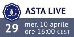 Asta 29 LIVE
