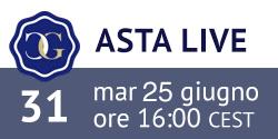 Asta 31 LIVE