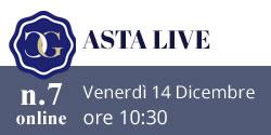 Asta Online 7 LIVE