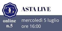 Asta Online 5 LIVE
