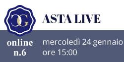 Asta Online 6 LIVE